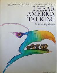 I Hear America Talking