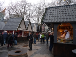Christmas market, Cologne Germany