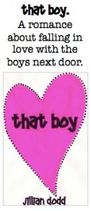 That Boy by Jillan Dodd